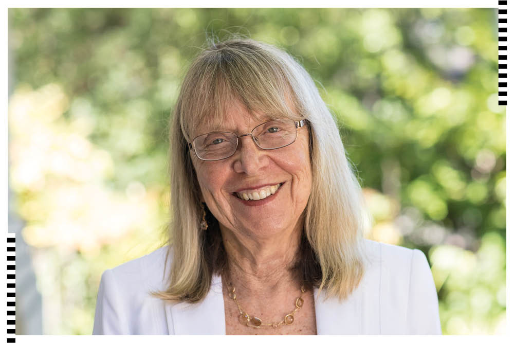 Esther Wojcicki, Ph.d