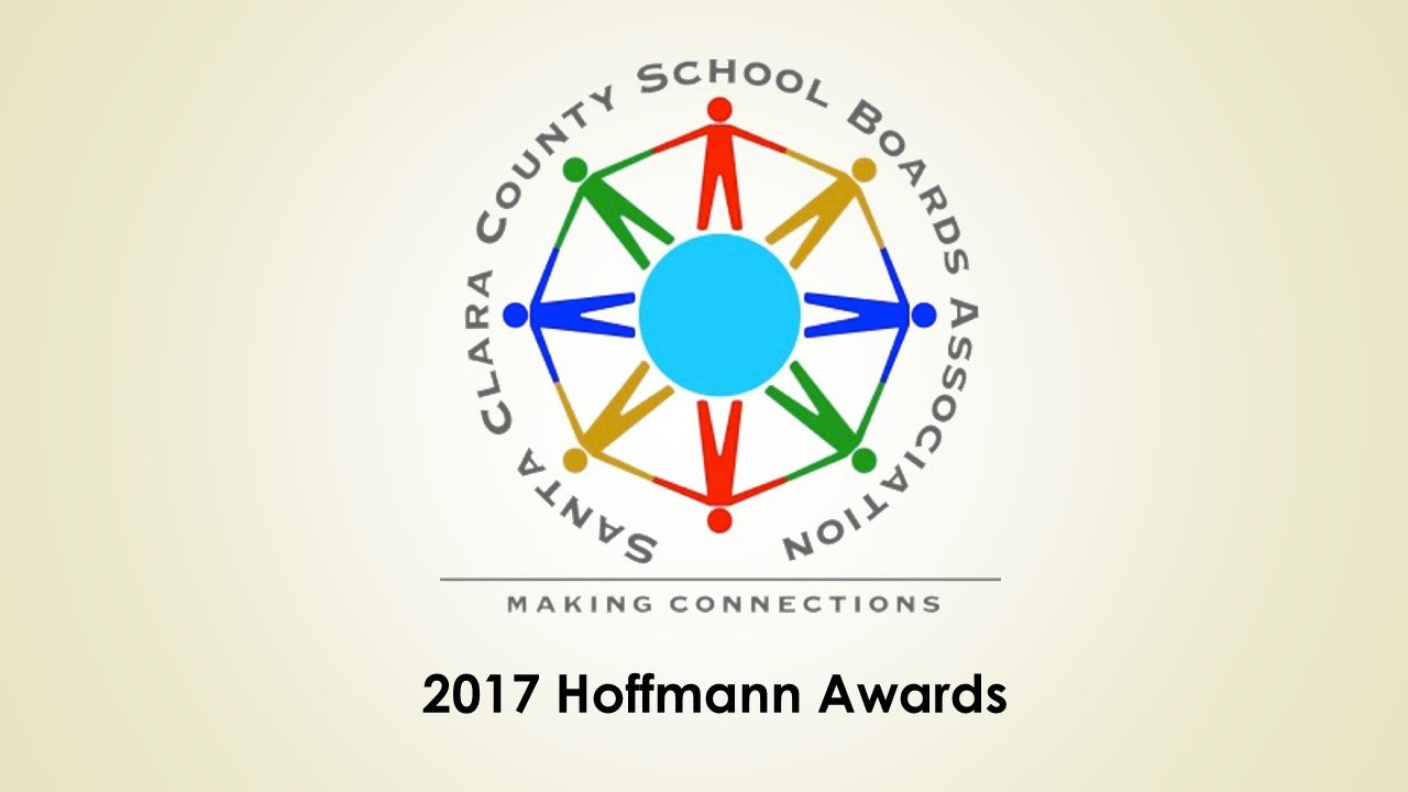 Palo Alto Unified School District Board of Education Hoffman Award (JournalXR)